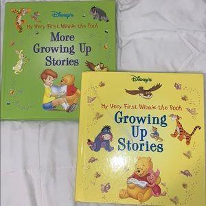 Disney's Winnie the Pooh books